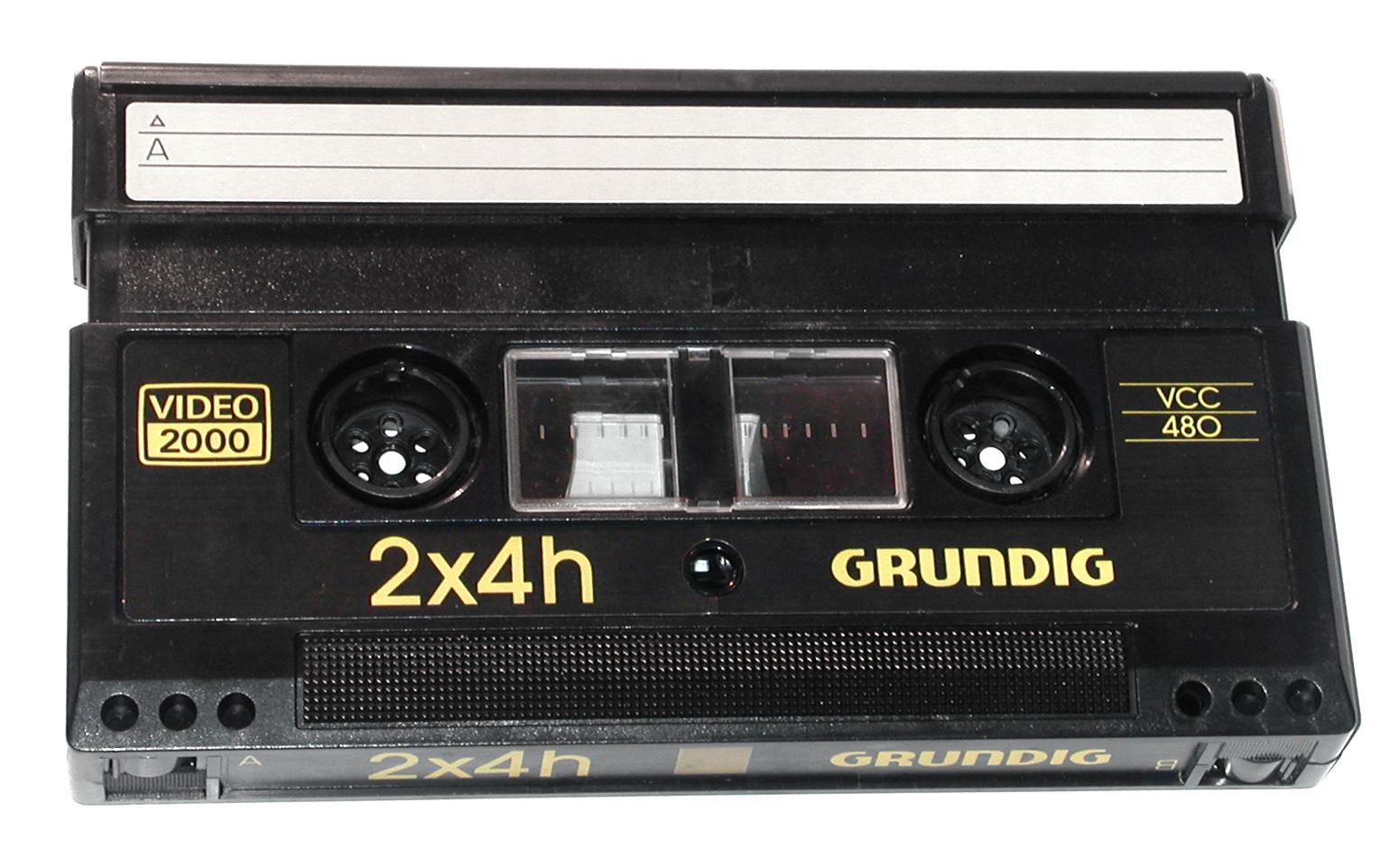 Video 2000 Format