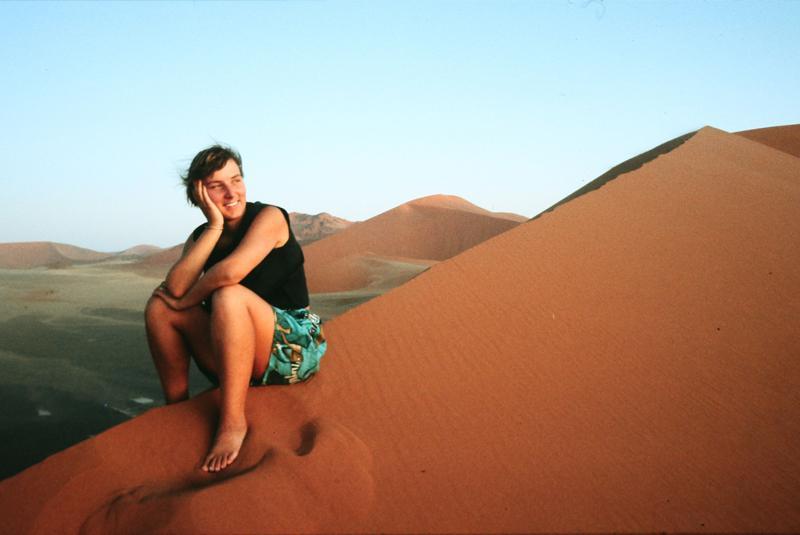 Wüste Namibias