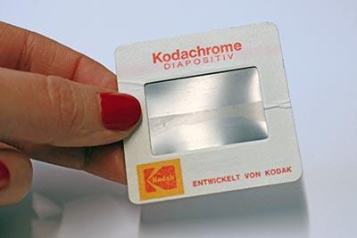 Kodachrome Dia
