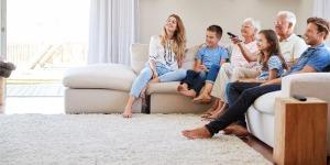 Digitalisierte Erinnerungen sind ein grosser Spass für die ganze Familie